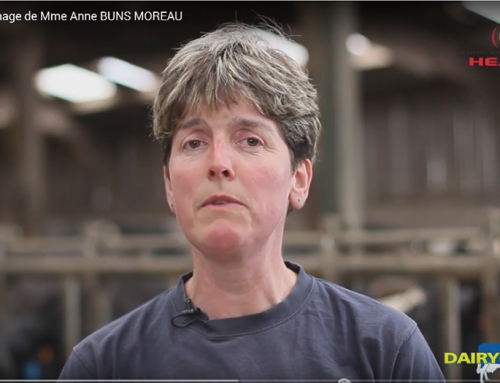 Témoignage de Mme Anne BUNS MOREAU