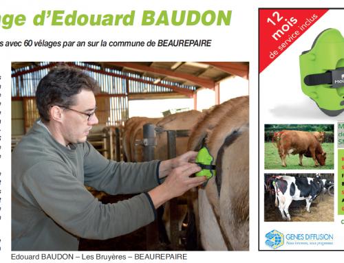 Témoignage d'Edouard BAUDON